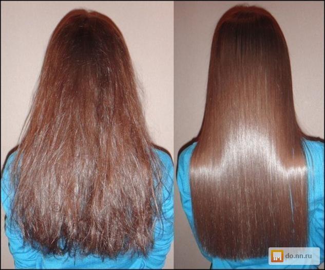 наращивание волос на редкие и тонкие волосы фото