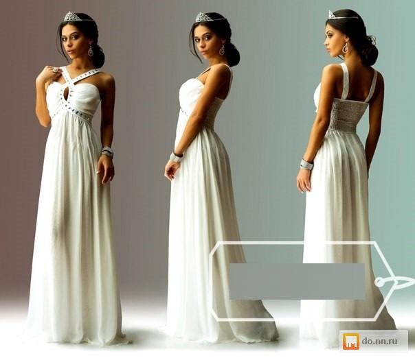 Платье в пол нижний новгород купить
