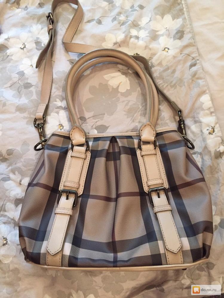 Женские сумки Клатчи и сумки через плечо Burberry