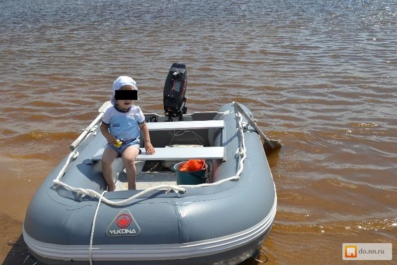 продам лодку юкона