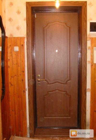 входные двери установка плюс отделка