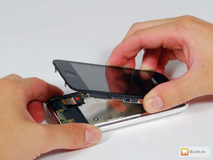 Как сделать сенсорный экран на телефон