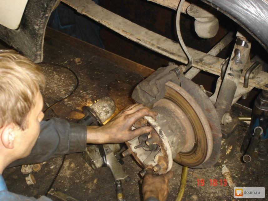 Авто ремонт газели своими руками
