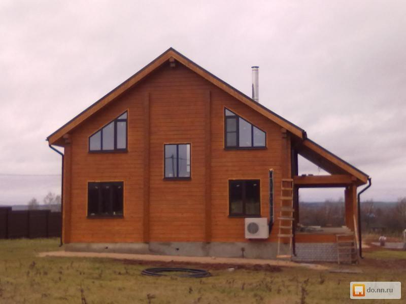 Строительство деревянных домов из оцилиндрованного бревна, клееного бруса, каркасные дома,выполняем кровельные работы