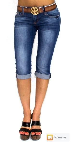 Бриджи фото из старых джинсов