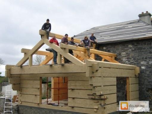 Стройка домов своими руками и как