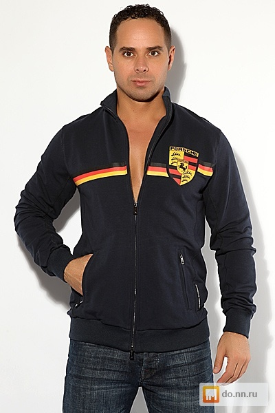 Одежда Porsche