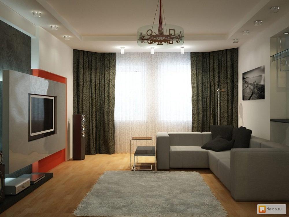 Ремонт своими руками 1 комнатные квартиры