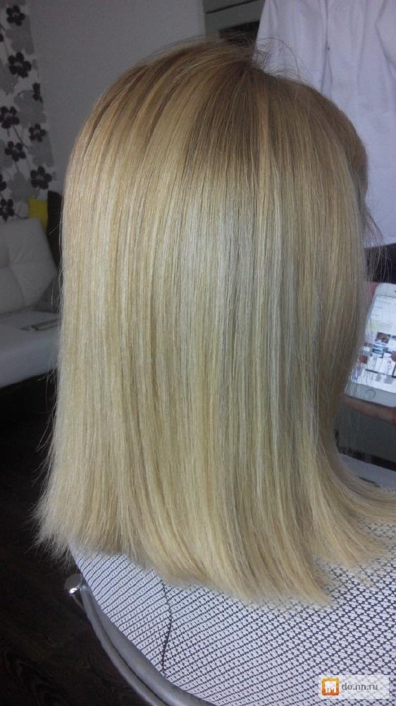 Ботокс для волос нижний новгород