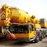Аренда автокрана 220 тонн 60(89) метров, Нижний Новгород