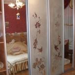 Шкафы-купе, прихожие с рисунком на заказ от производителя, Нижний Новгород