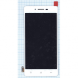 OPPO Модуль (дисплей+тачскрин) для телефона Oppo R7, Белый (White), Нижний Новгород