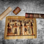 Папирус Египетский в подарочном тубусе, Нижний Новгород