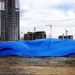 Тент полог укрывной размеры от 2х3м до 20х20м плотность 60,120,180гр, Нижний Новгород