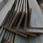 Стальной уголок 50х50х4,металлический уголок стенка 4мм, Нижний Новгород