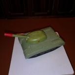 Детская игрушка танк СССР, Нижний Новгород