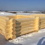 Зимний сруб для бани 6х4 пятистенок, Нижний Новгород