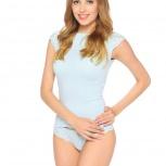 Новая женская голубая футболка, Нижний Новгород
