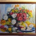 Продам картину натюрморт на зеркальном столике, Нижний Новгород