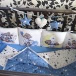 Детский комплект в кроватку изготовленный на заказ, Нижний Новгород