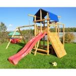 Москва Детская игровая деревянная площадка для дачи «Мадрид 32», Нижний Новгород