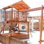 Детский деревянный игровой домик, Нижний Новгород