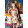 Цветочное детское платье с подъюбником, Нижний Новгород