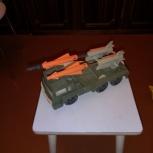 Машина ракетница СССР, Нижний Новгород