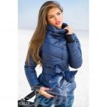 Теплая куртка с поясом, Нижний Новгород