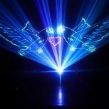 Лазерное шоу, Нижний Новгород