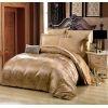 Комплект постельного белье жаккард с вышивкой H047 4 наволочки, Нижний Новгород