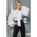 Шелковая блуза на завязках, Нижний Новгород