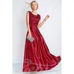 Длинное атласное платье, Нижний Новгород