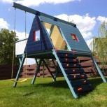 Детский деревянный домик, Нижний Новгород