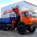 Аренда манипулятора от 5 до 22 тонн, Нижний Новгород