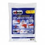 Пленка укрывная 4м*12,5м / 8мкм Unibob, Нижний Новгород