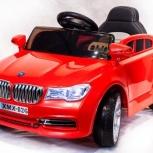Детский электромобиль BMW XMX 826 красный, Нижний Новгород