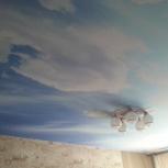 Натяжные потолки, ткань, ПВХ, Нижний Новгород