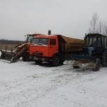 Услуги трактора (мтз 82 щетка), Нижний Новгород