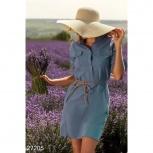 Платье-рубашка с поясом, Нижний Новгород