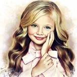 Детский портрет., Нижний Новгород