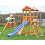 Москва Детская игровая деревянная площадка для дачи «Мадрид 24», Нижний Новгород