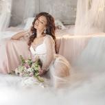 Красивая предсвадебная съемка невесты, видео будуар, Нижний Новгород