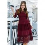 Эффектное платье с кружевом, Нижний Новгород