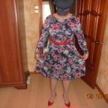 Платье р.48-50, трикотаж, Нижний Новгород