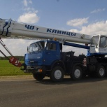 Аренда автокрана 40 тонн, Нижний Новгород