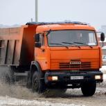 Вывоз снега камазом, Нижний Новгород