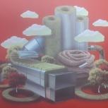 Продажа огнезащитных и теплоизоляционных материалов, Нижний Новгород