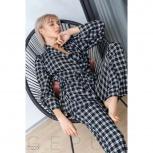 Теплая трикотажная пижама, Нижний Новгород