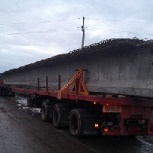 Балковоз для перевозки балок 3бдр18, тавровых мостовых  до 32 метров, Нижний Новгород